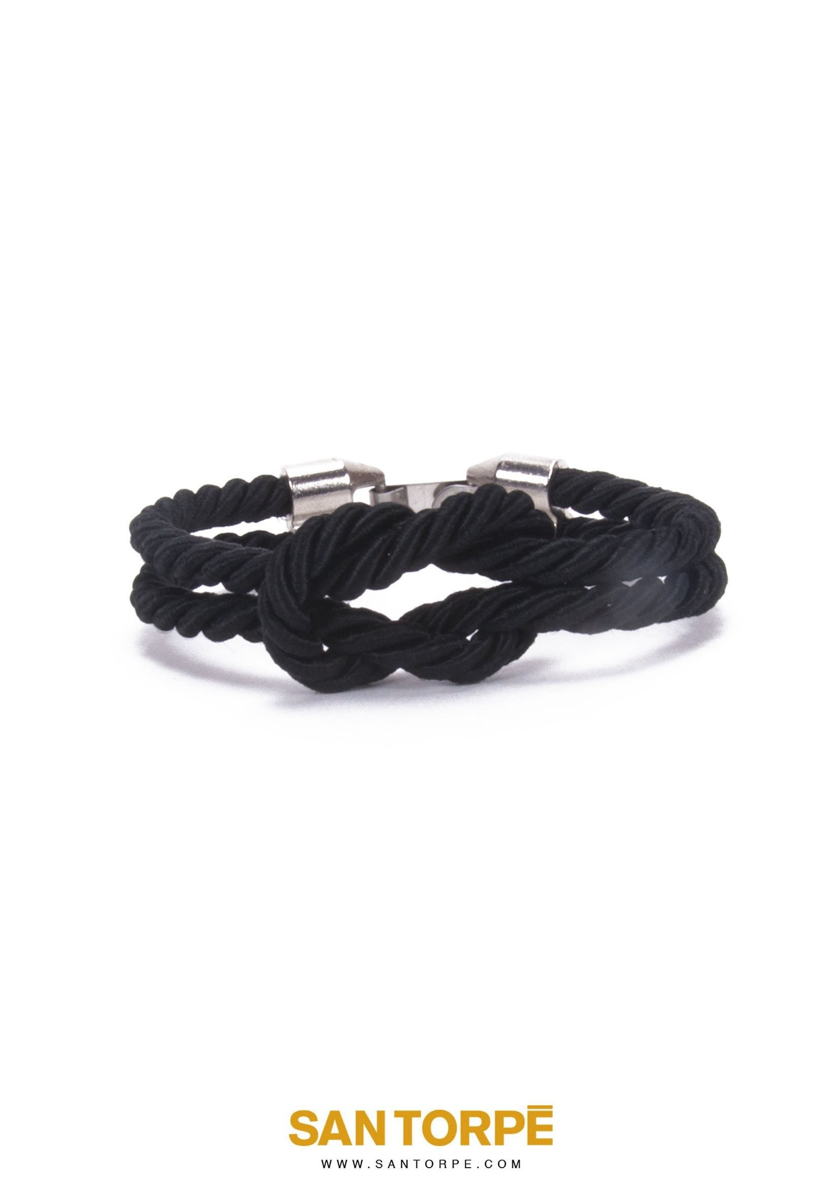 BLACK KNIGHT KNOT BRACELET-0