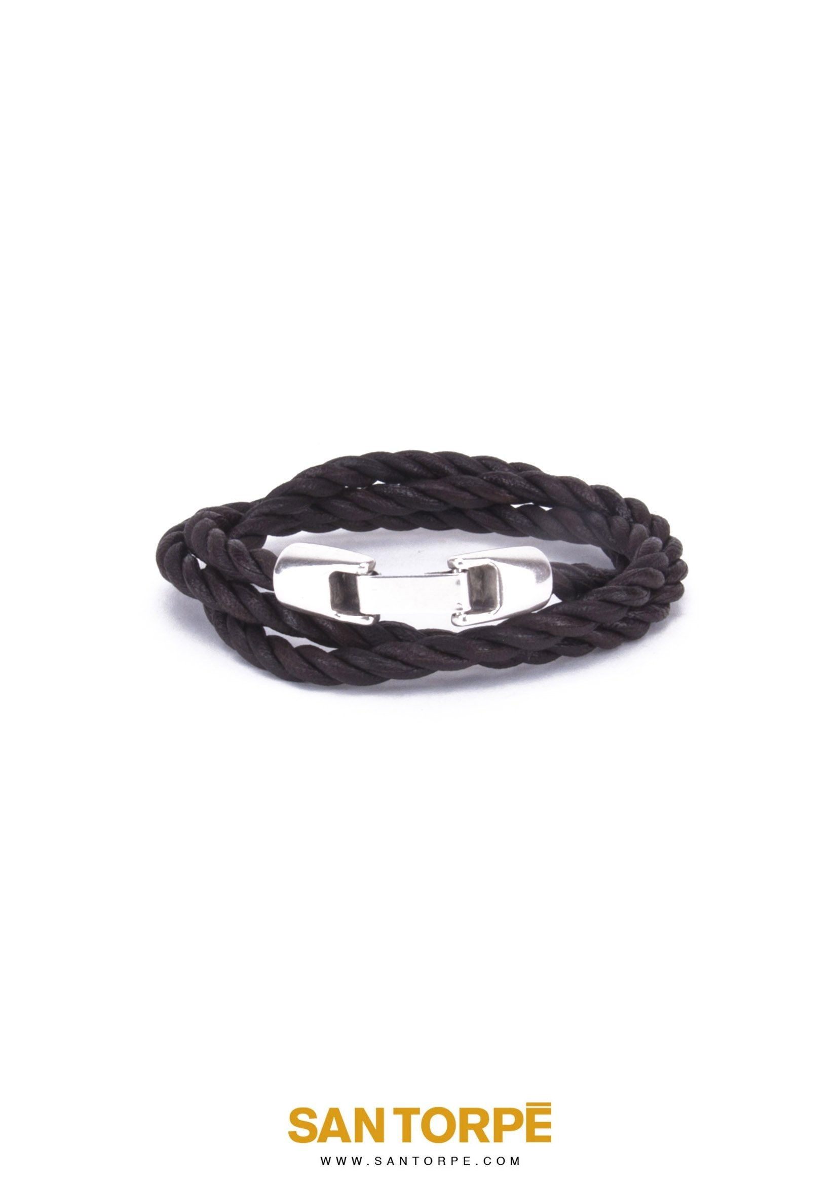 CHOCO BANG LEATHER BRACELET-0