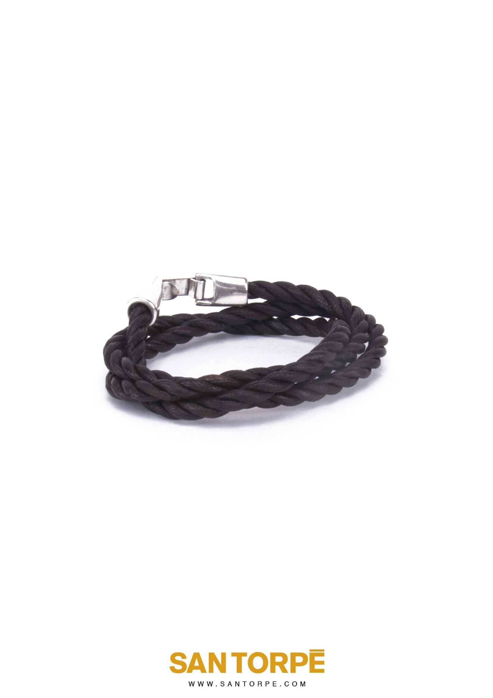 CHOCO BANG LEATHER BRACELET-387