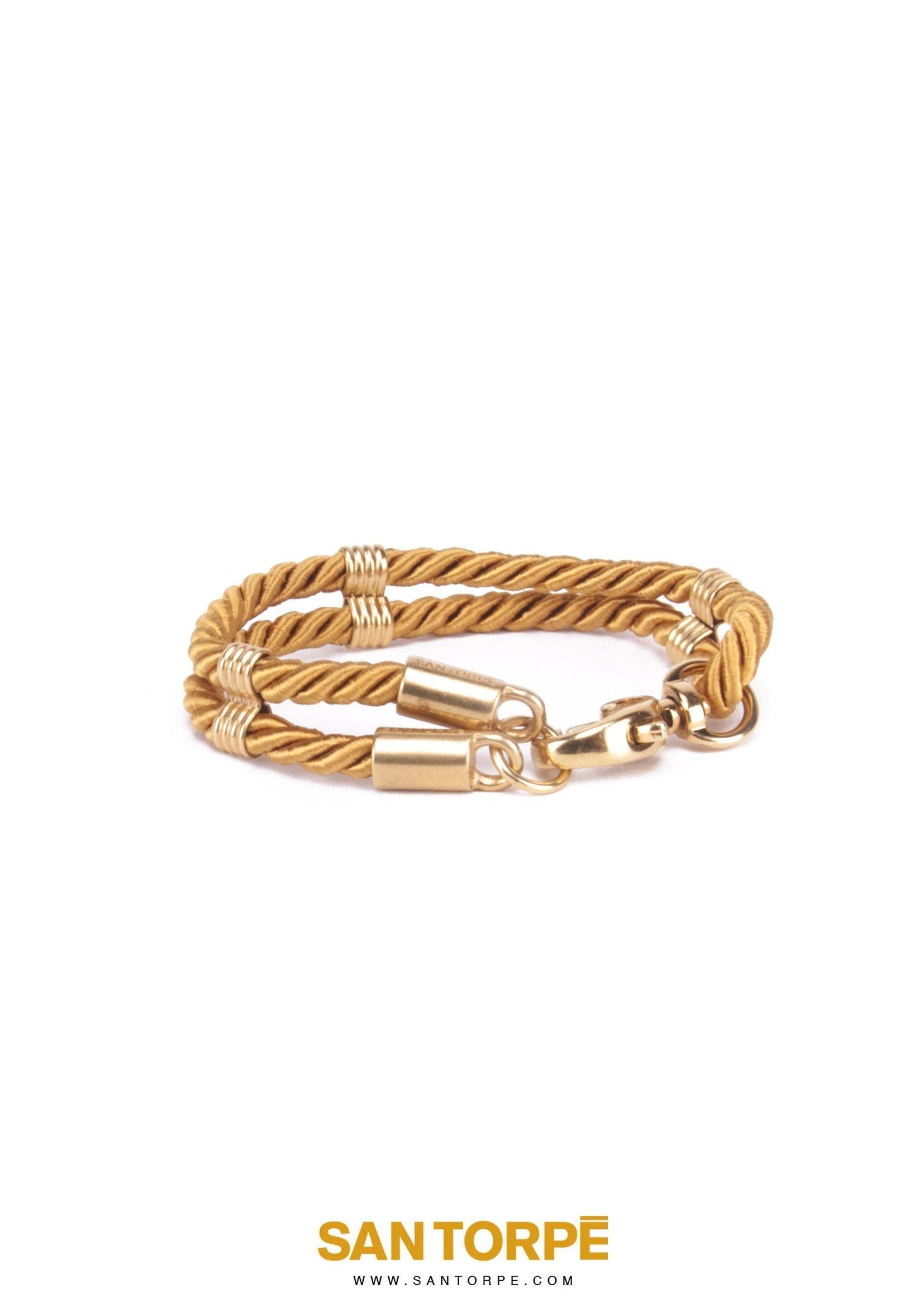 TOPAZ GOLD BRACELET-538
