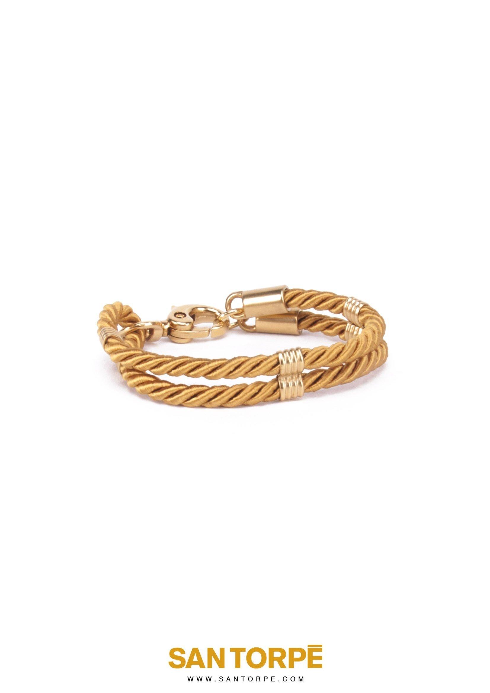 TOPAZ GOLD BRACELET-537