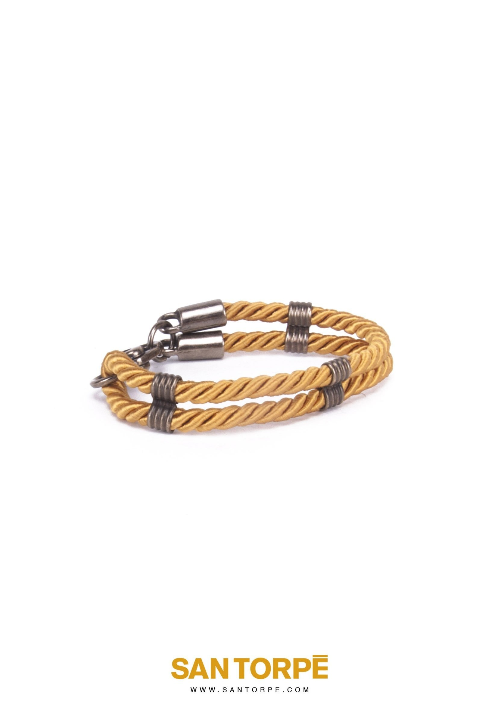 TOPAZ GOLD BRACELET-534