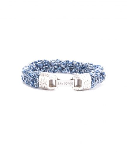 DENIM LOVE BRACELET-0
