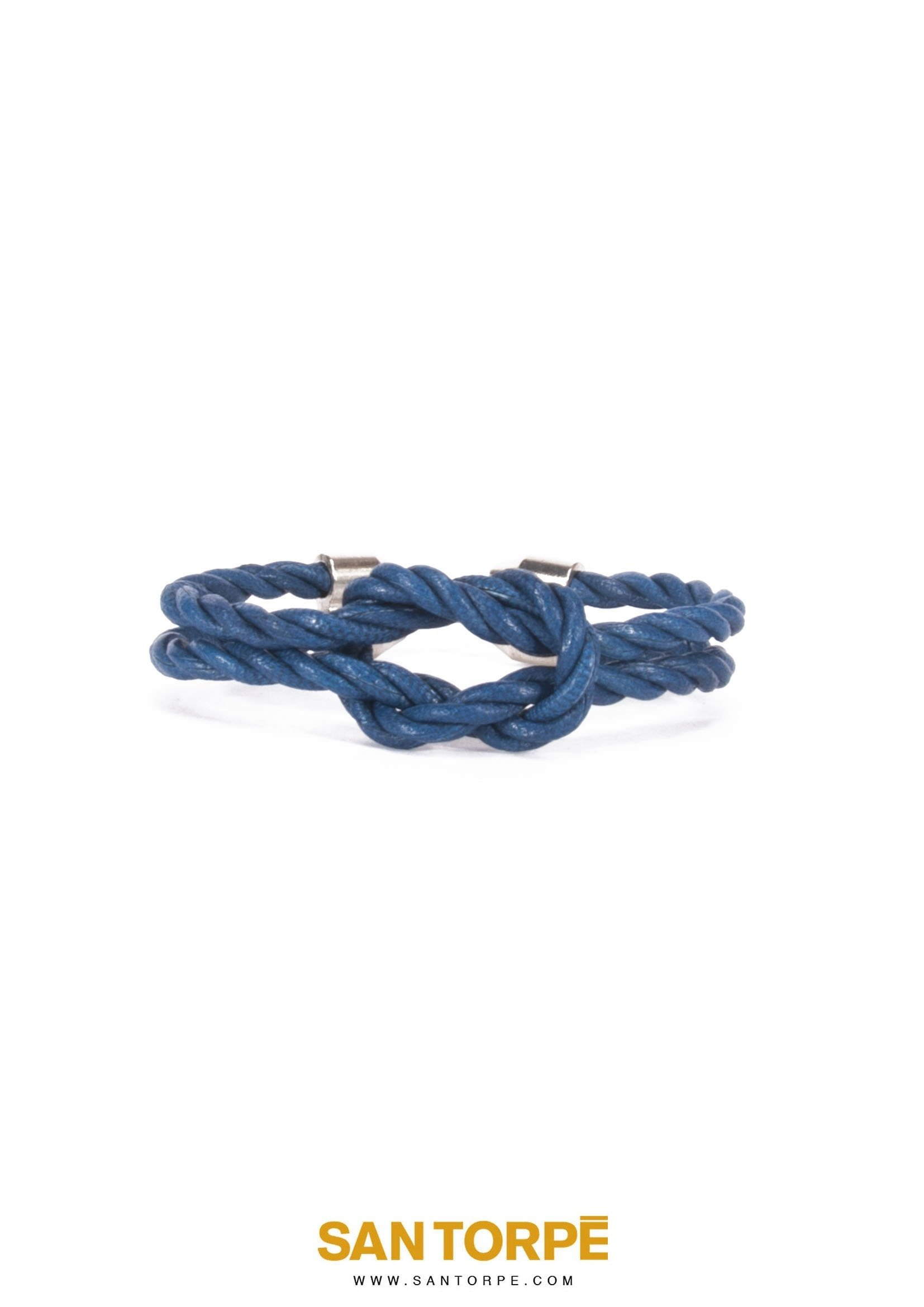 CAPRI BLUE / CAPRI BLUE LEATHER BRACELET-0