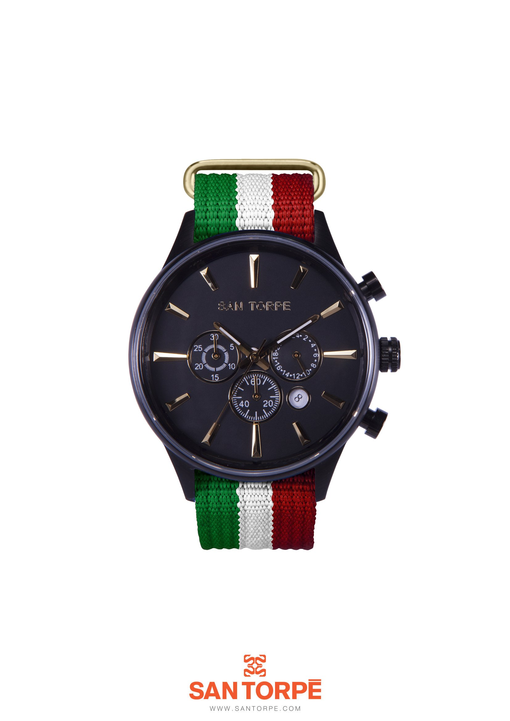 AEOLVS ITALY BLACK WATCH -0