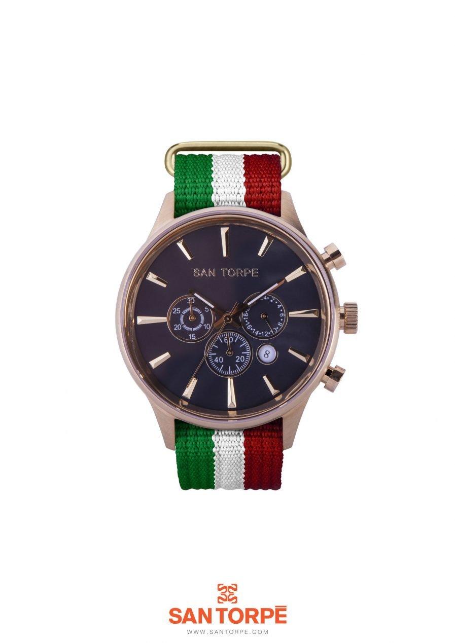 AEOLVS ITALY GOLD WATCH -0