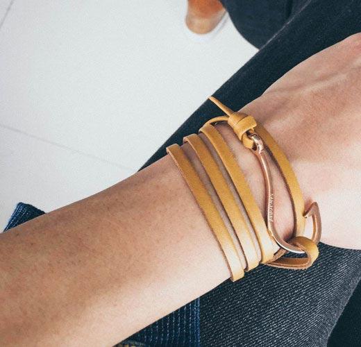 san torpe hook bracelet